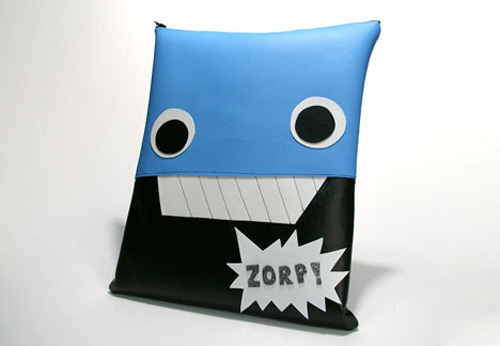 Robot Laptop Sleeve