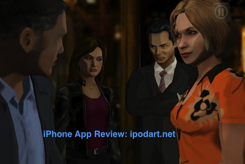 아이폰 아이패드 게임 미드 Law & Order/ Legacies 성범죄전담반