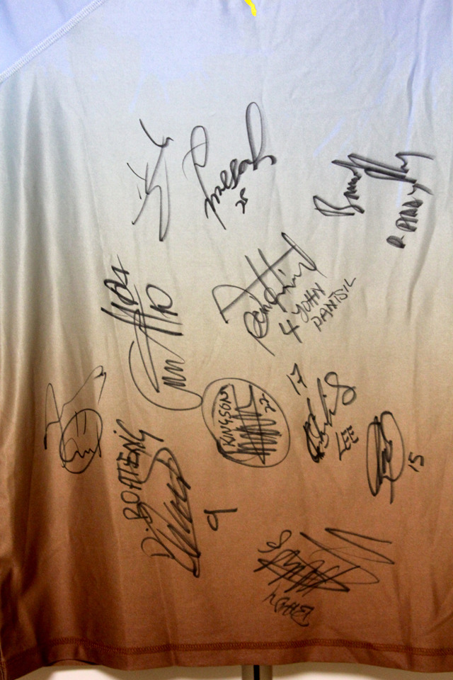 2010 Ghana  National Team Africa Unity players S/S Squad Signature