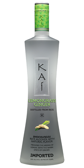 Kai Soju Lemongrass Ginger