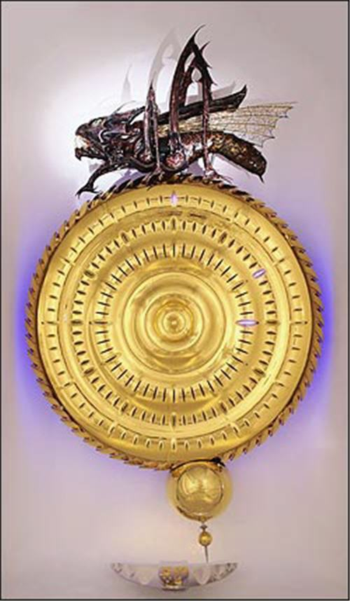 Corpus 시계