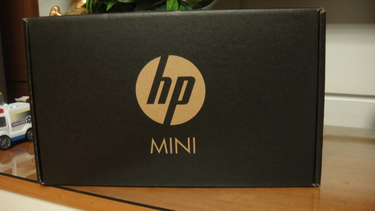 HP mini 311 box