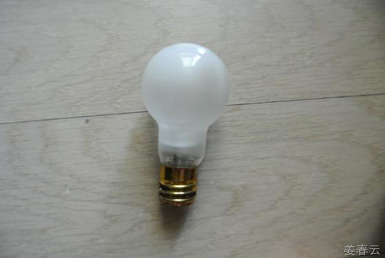 우리 집 화장실 전구 사양 - 220V 60W 일광(K) NL.HL.0801 - 17mm