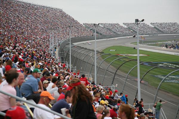 자동차의 수도, 디트로이트 리포트 (1) - 나스카(NASCAR)