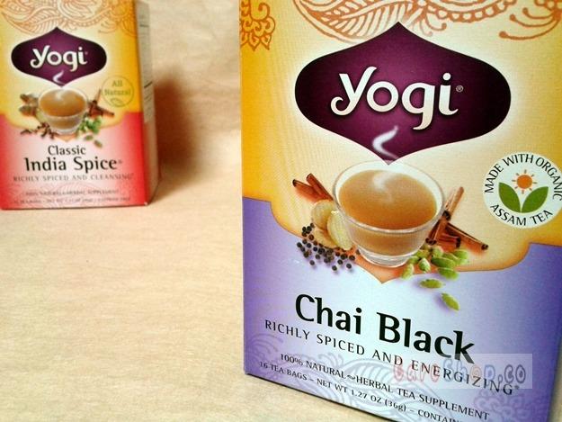 [아이허브 할인코드 $10 수록] 요기티 차이 블랙티 : 밀크티 인도 짜이 풍미가 듬뿍 아쌈티 블렌딩 홍차