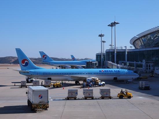 대한항공, 인천공항 환승전용 내항기 운항 시작