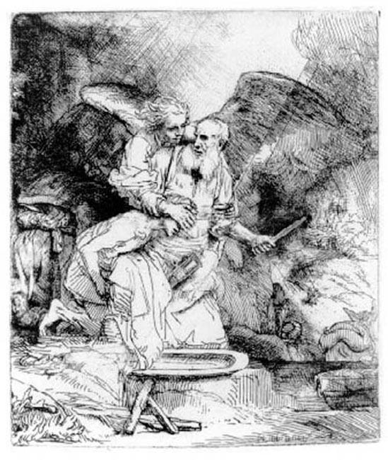 렘브란트 (빛과 혼의 화가) 고화질 작품 모음