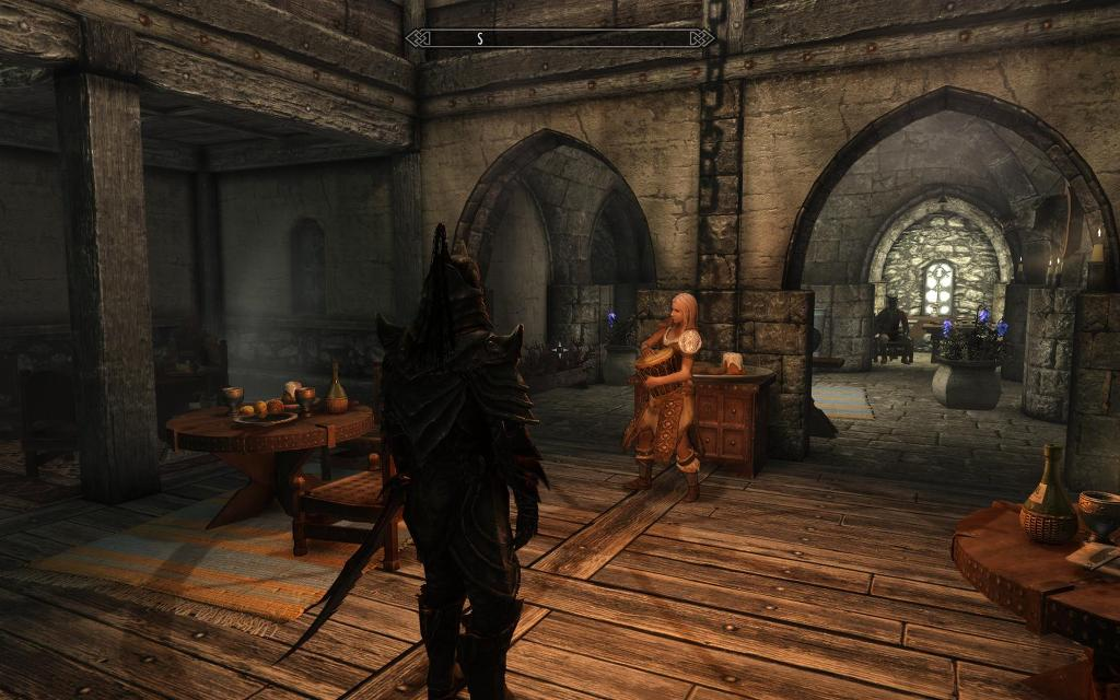 skyrim bard song dragonborn comes