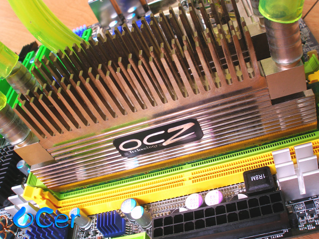 오버클럭 램 OCZ 9200 Flex XLC, 이슈, It, IT리뷰, 리뷰, 타운리뷰, 사진, 타운뉴스, 타운포토, PC, 컴퓨터부품,