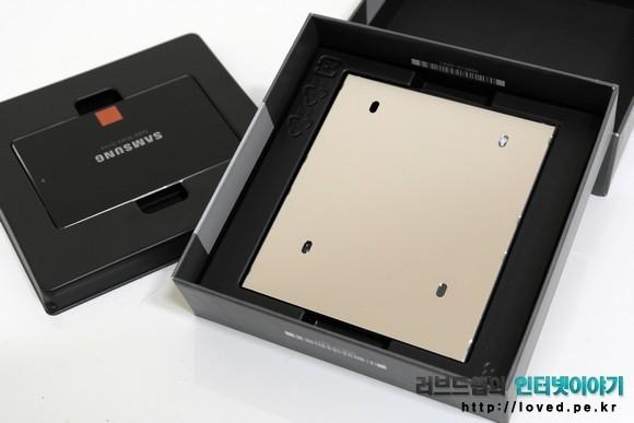 삼성 SSD 840 시리즈 250GB 브라켓