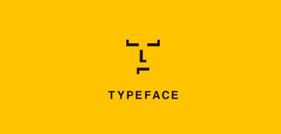 얼굴을 응용한 창의적인 로고디자인 30선