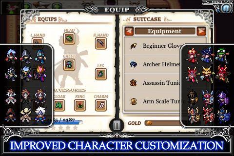 게임빌 RPG 게임 ZENONIA 2