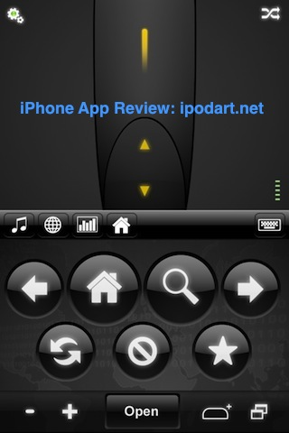 아이폰 아이팟터치 아이패드 리모트 마우스 Mobile Mouse Pro