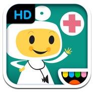 Toca Doctor HD 아이패드 어린이 병원놀이
