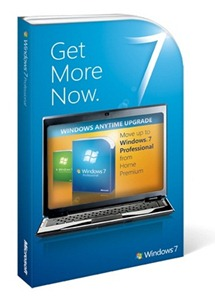 Get More Now - Windows Anytime Upgrade