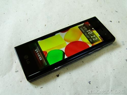 뉴 초콜릿폰(LG-SU630) 리뷰