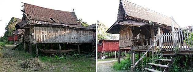태국 전통 가옥