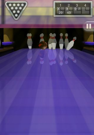 iPodTouch iBowl