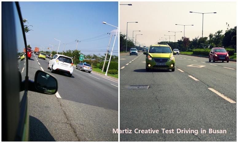 마티즈 크리에이티브, 마티즈시승기,Martiz creative test driving