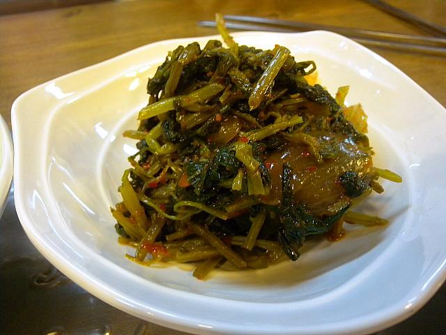 경기도 맛집, 파주 맛집, 이백토종닭, 나물