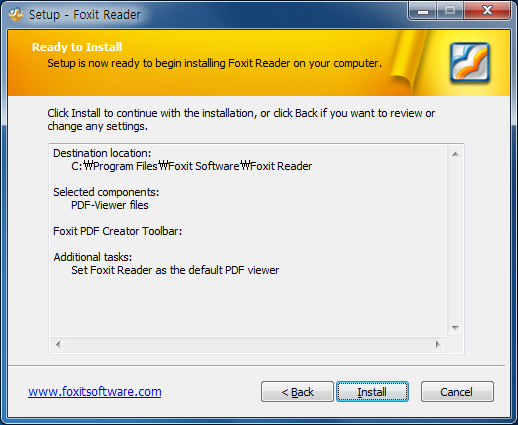 Foxit PDF Viewer