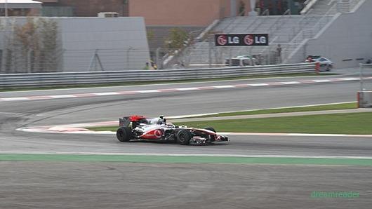 F1 코리아 GP 2010, 서킷 (KIC,영암), 맥라렌