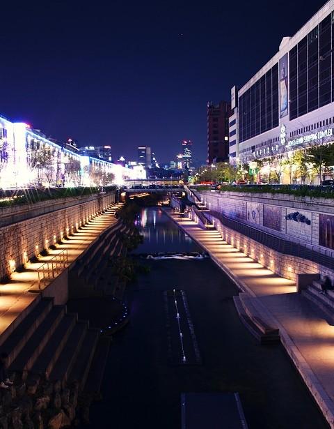 서울 청계천