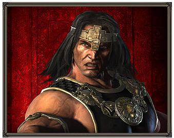 게임 에이지 오브 코난 캐릭터