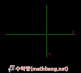 피타고라스 정리의 활용 - 사각형 2