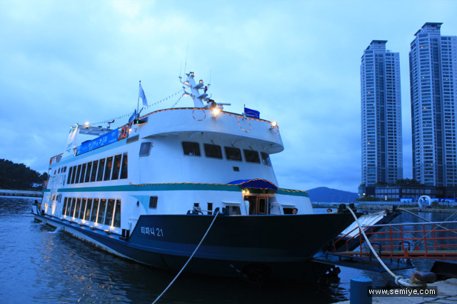 티파니21-부산-해운대해수욕장-해운대-선상크루즈-해운대-부산관광