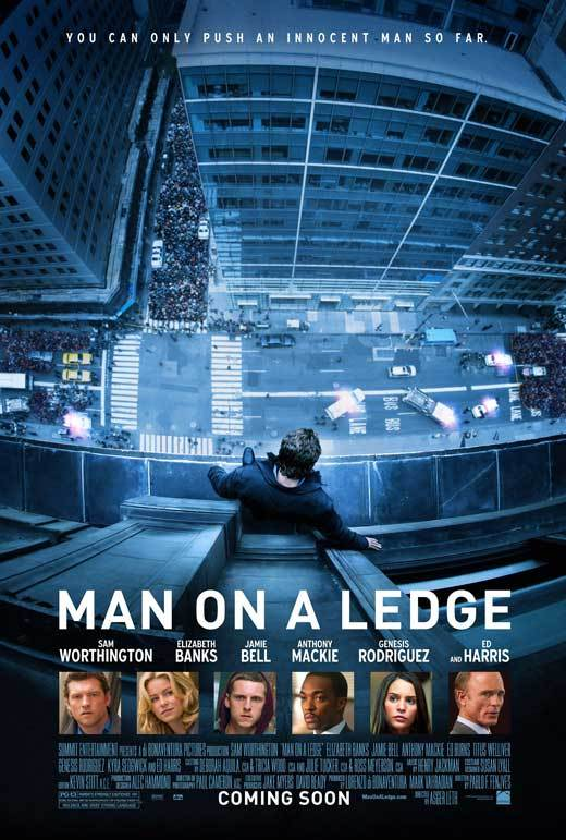 맨 온 렛지 man on a ledge