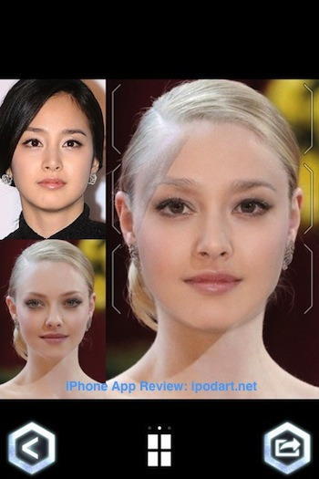 FaceFusion 아이폰 인물 사진 합성