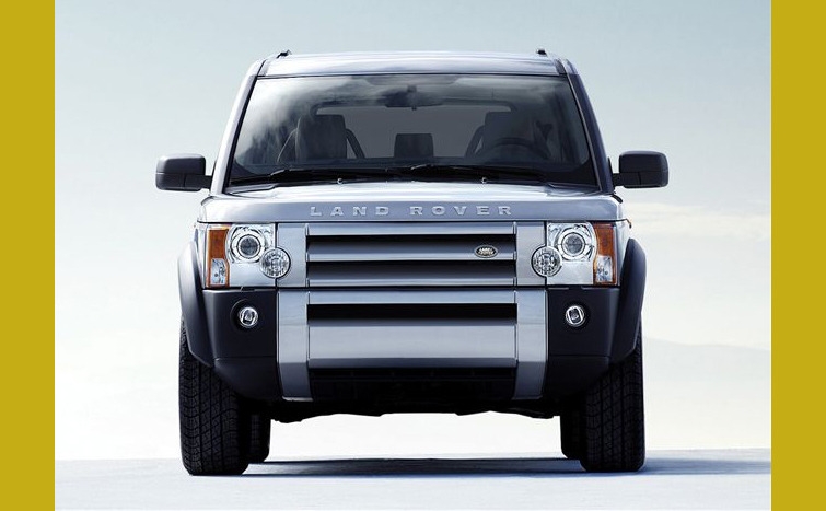 Land Rover Dicovery 3