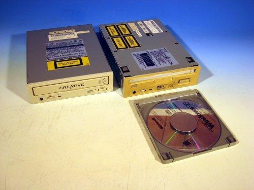 CD-ROM PANASONIC CR-523 CR-533