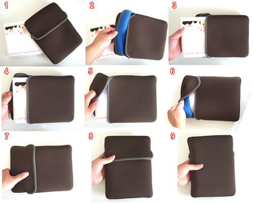 Reversible Anti-Shock Sleeve Case