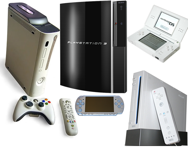 Video Game Console 비디오 게임기