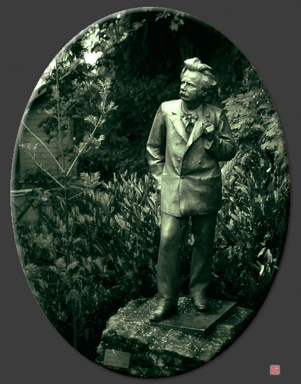[Canon 300D] Edvard Grieg _ 노르웨이