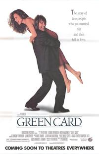 Green Card The Movie