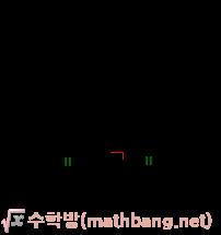 정삼각형 넓이 공식, 정삼각형 높이 공식