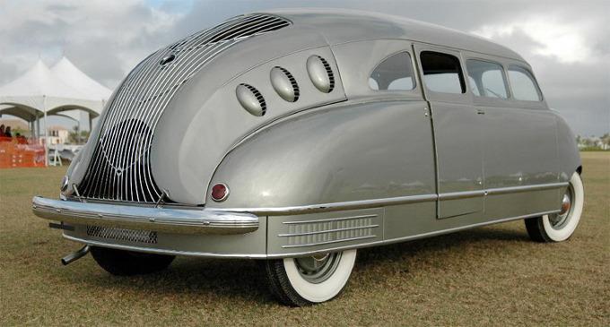 스타우트 스캐럽 (Staut Scarab) rear