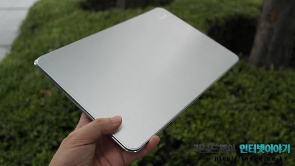 HP 엔비 스펙터XT 디자인