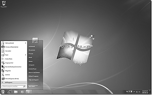 Windows 7 RTM x64 Ultimate Edition