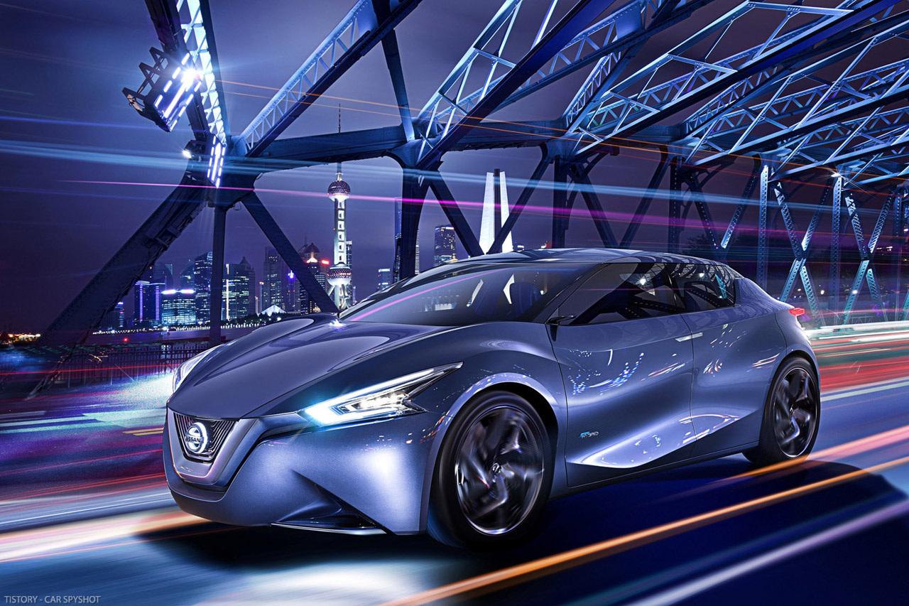 바링허우 세대를 잡아라! - 2013 Nissan Friend-ME concept