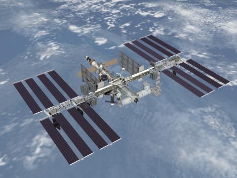 ISS 국제우주정거장