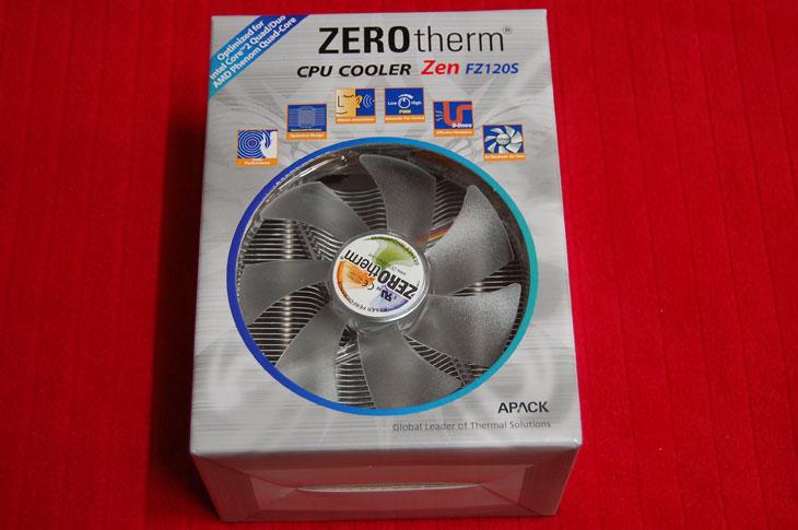 제로썸 Zen FZ120S CPU 하이 타워형 쿨러 고성능 쿨러 사용기 리뷰