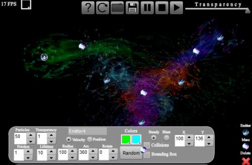 Particle Lab 02