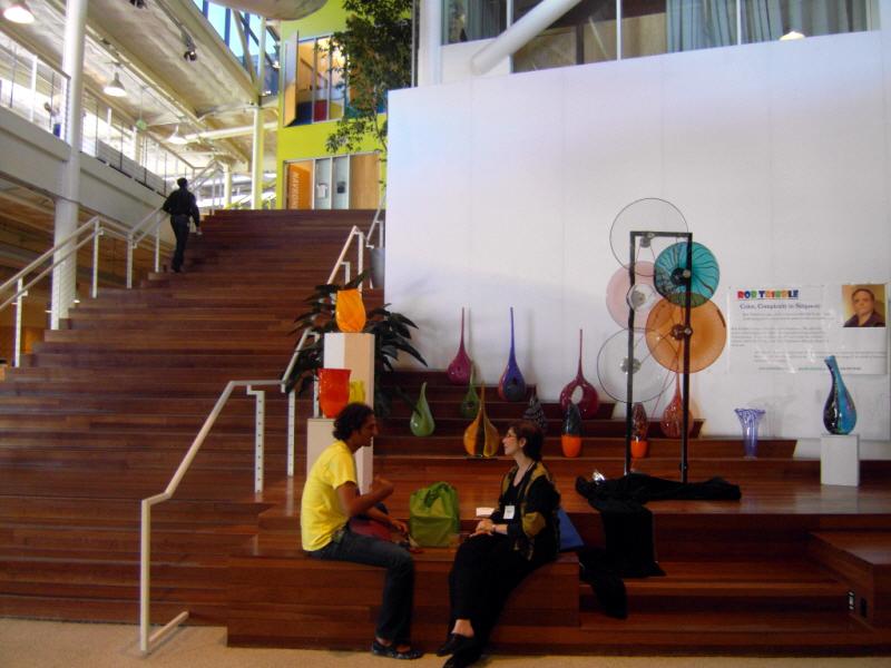 미국 구글 본사, 구글플렉스 Googleplex