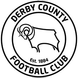 Derby County emblem(crest)