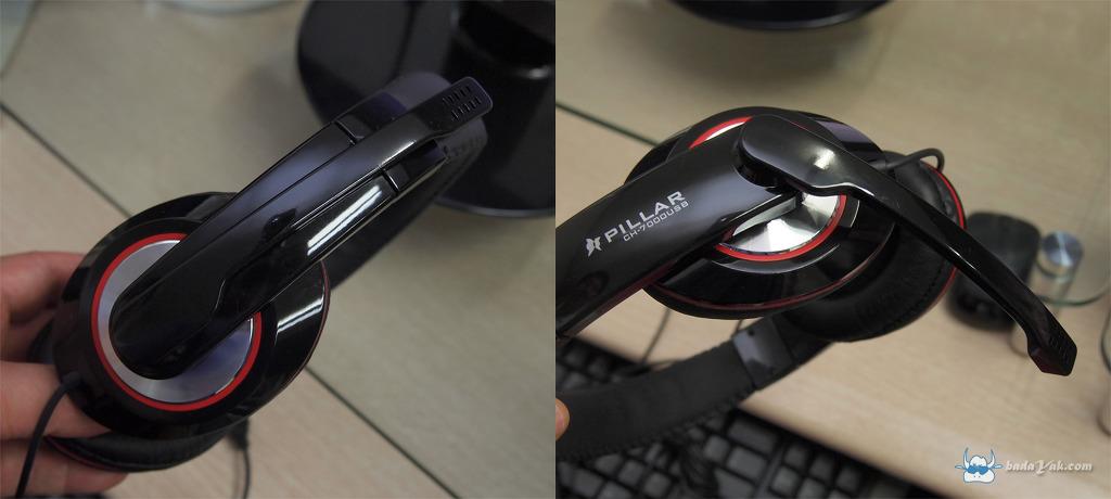 필라 CH-7000 USB 헤드셋