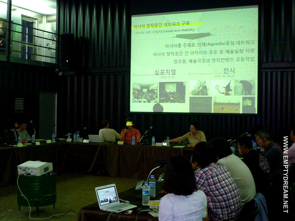 아시아 창작공간 네트워크, 아시아 문화주간, 쿤스트할레 광주, 아시아 문화마루